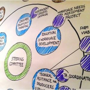 FarmtoPlateNetwork Structure
